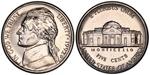 U.S. Nickel 1992 Cent Coin