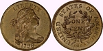 U.S. Penny 1798 Cent
