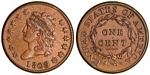 U.S. Penny 1809 Cent