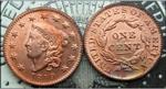U.S. Penny 1819 Cent