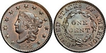U.S. Penny 1823 Cent