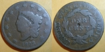U.S. Penny 1828 Cent