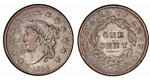 U.S. Penny 1834 Cent