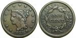 U.S. Penny 1843 Cent