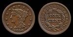 U.S. Penny 1846 Cent