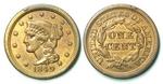 U.S. Penny 1849 Cent