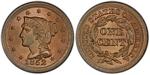 U.S. Penny 1852 Cent