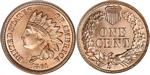 U.S. Penny 1861 Cent