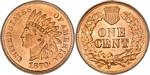 U.S. Penny 1870 Cent