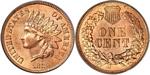 U.S. Penny 1873 Cent