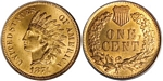 U.S. Penny 1874 Cent
