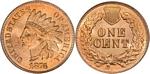 U.S. Penny 1876 Cent