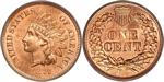 U.S. Penny 1877 Cent