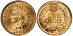 U.S. Penny 1884 Cent