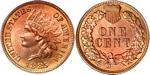 U.S. Penny 1885 Cent