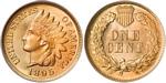 U.S. Penny 1895 Cent