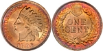 U.S. Penny 1896 Cent