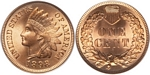 U.S. Penny 1898 Cent