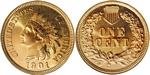 U.S. Penny 1901 Cent