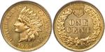 U.S. Penny 1907 Cent