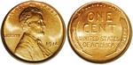 U.S. Penny 1914 Cent