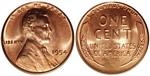 U.S. Penny 1954 Cent