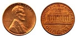 U.S. Penny 1959 Cent