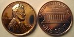 U.S. Penny 1960 Cent