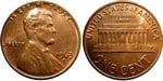U.S. Penny 1963 Cent