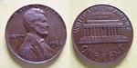 U.S. Penny 1966 Cent
