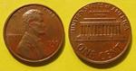 U.S. Penny 1969 Cent