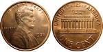 U.S. Penny 1971 Cent