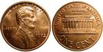 U.S. Penny 1972 Cent