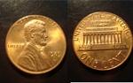 U.S. Penny 1985 Cent