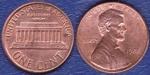 U.S. Penny 1988 Cent