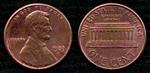 U.S. Penny 1989 Cent