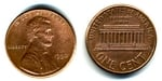 U.S. Penny 1990 Cent