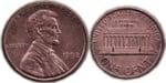 U.S. Penny 1992 Cent