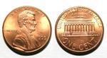 U.S. Penny 1995 Cent
