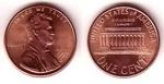 U.S. Penny 1997 Cent