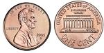 U.S. Penny 2005 Cent