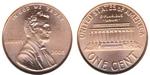 U.S. Penny 2008 Cent
