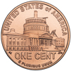 penny american one cent piece