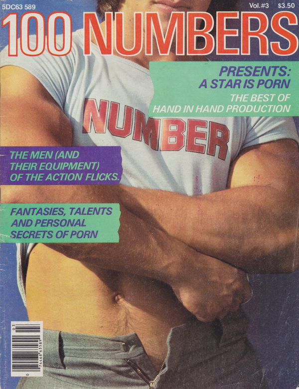 100 Numbers March 1980, Vol. 1 # 3 magazine back issue 100 Numbers magizine back copy