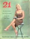 21 June 1959 magazine back issue
