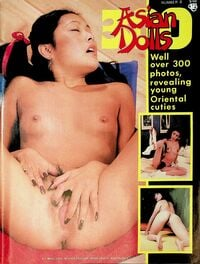 300 Asian Dolls # 6, November 1986 magazine back issue