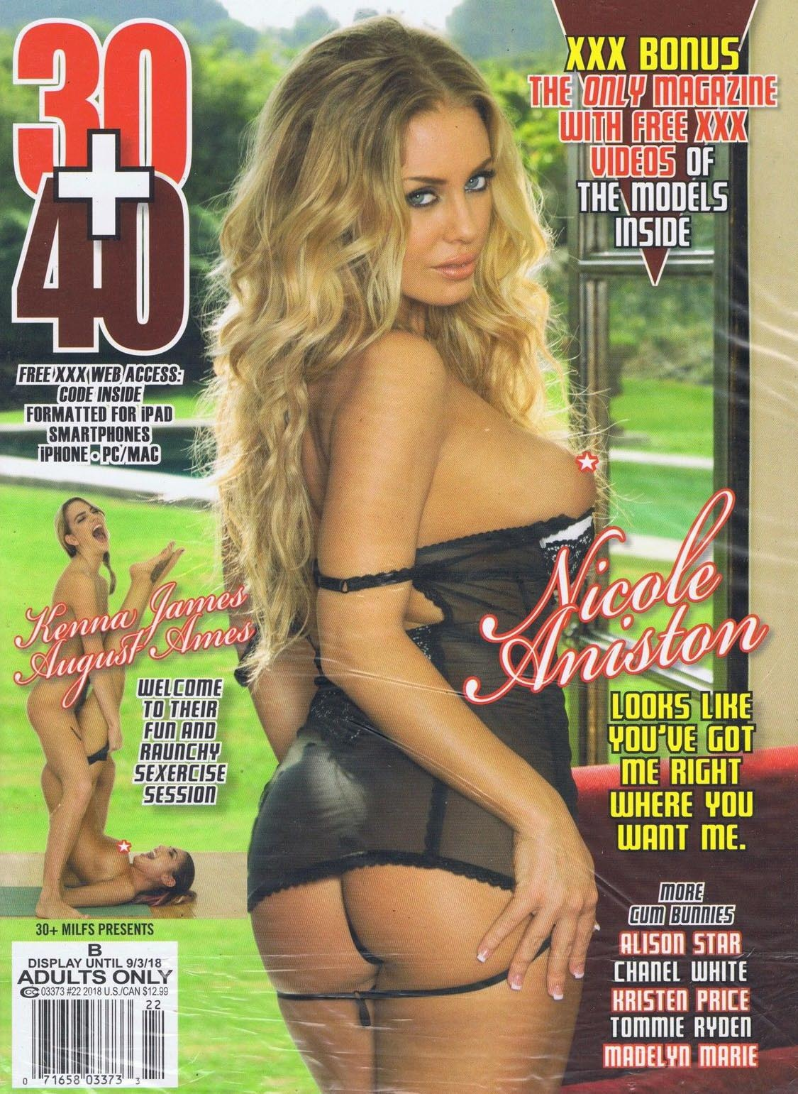 30+40 # 22 magazine back issue 30+40 magizine back copy