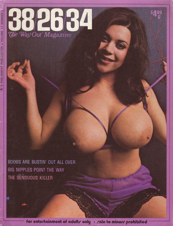 38/26/34 Vol. 12 # 1 - 1974 thumbnail