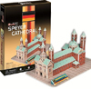 3d jigsaw puzzle, Speyer Cathedral, museum quality jigsaw puzzle, daron puzzle company, puzz
