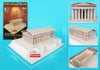parthenon,parthenon 3d puzzle, temple of greek goddess Athena daron 3d jigsaw puzzle